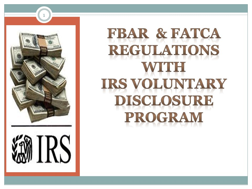 LLCs 32 Even LLCs with a non-resident owner, who are disregarded for tax purposes and therefore do not have any US tax filing obligation are considered by the IRS to be required to file an FBAR if they have foreign accounts exceeding USD10,000, whether denominated in USD or other currencies.