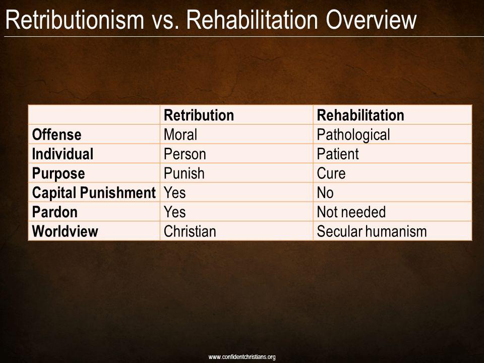 Retributionism vs.