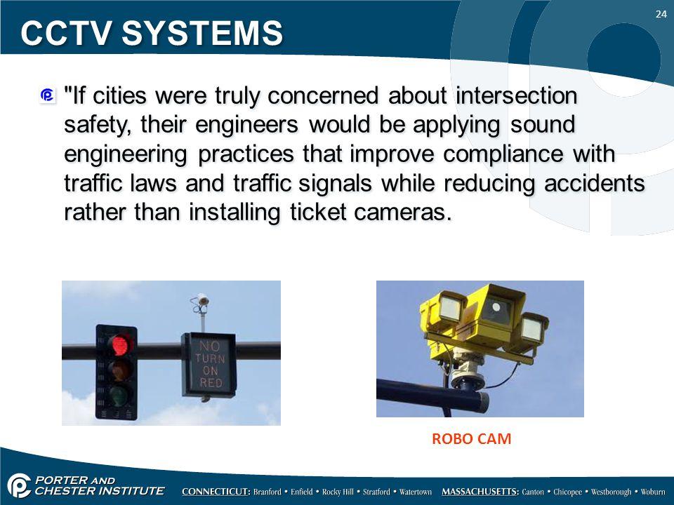 24 CCTV SYSTEMS