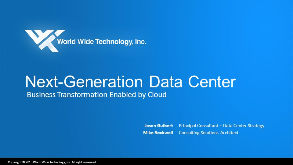 1.Enhanced Virtualization [1] Management Improvements Provisioning Time Improvements 2.Test/dev Functions [2] Deter shadow IT Provide fast access to internal resources 3.Business-led [3] Public-cloud-like service internally Not limited to test/dev 4.Transformational Effort [4] IT Department Process Improvement Business-IT management Alignment Create or enhance IT services that directly tie to revenue generation Private Cloud Motivations: Poll Which one best describes your organization's efforts.