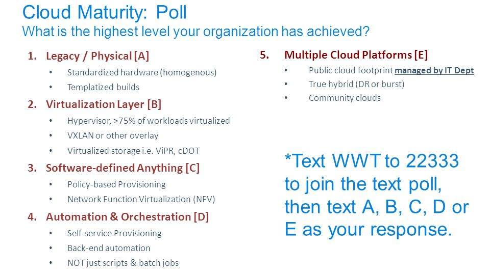What is in a Hybrid Cloud.