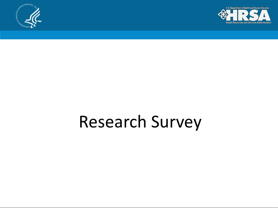 Research Survey