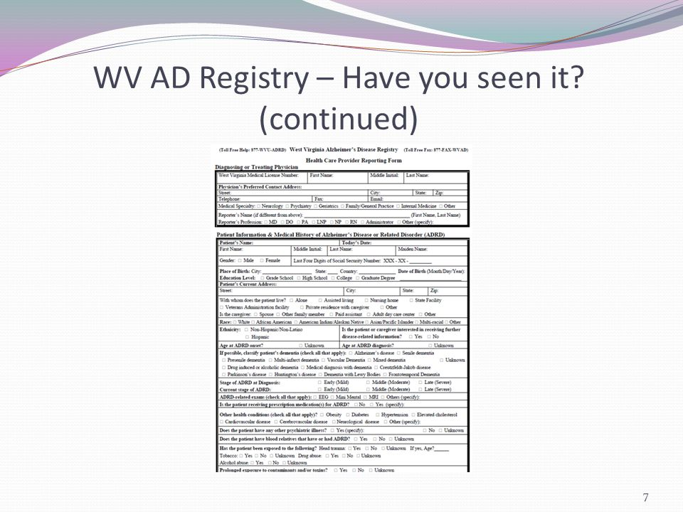 Managing ADRD: The Caregiver Who takes care of people with ADRD.