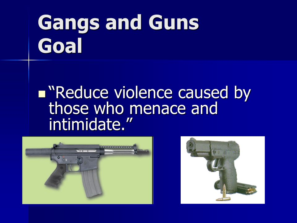 Gang Crime Unit Initiatives Downtown & South Slope F.I.T.