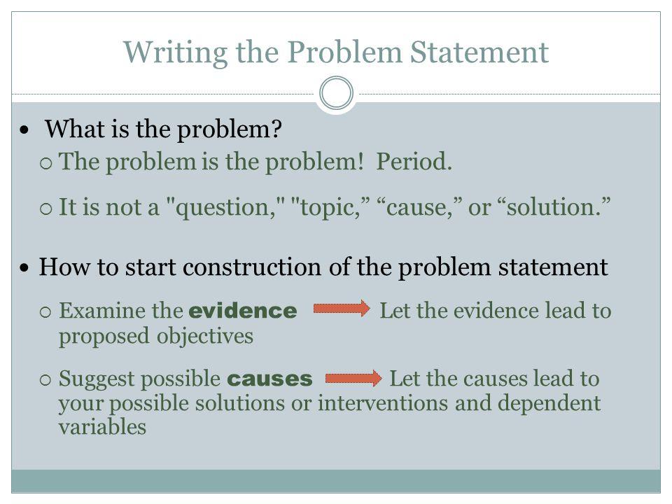 Class Participation EXAMPLE PROBLEM.