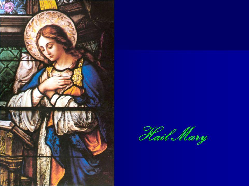 Jesus, Mary, Joseph I Love You, Save souls.
