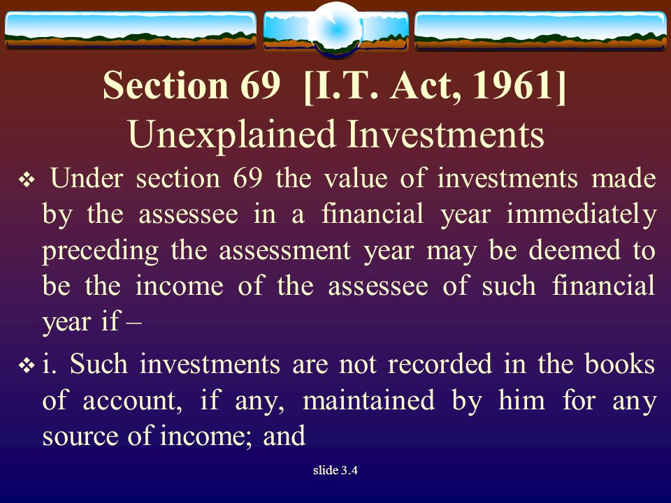 slide 3.4 Section 69 [I.T.