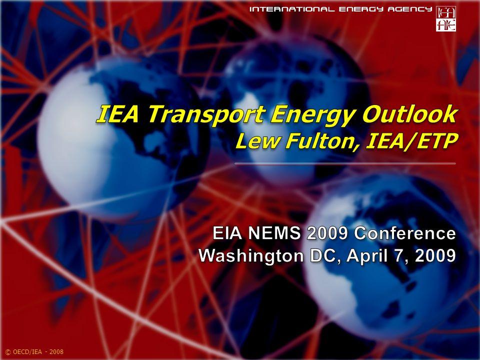 © OECD/IEA - 2008