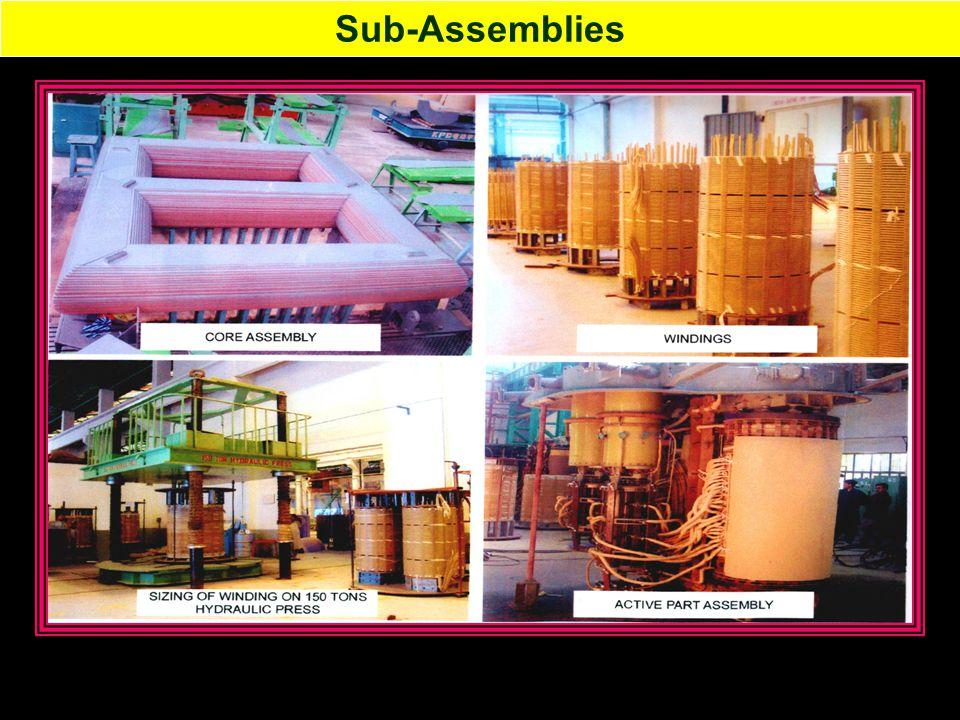 Sub-Assemblies