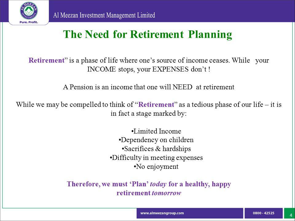 15 Asset Allocation Schemes Al Meezan Investments is offering 4 pre-set asset allocation schemes as following: Participants can also select Meezan Life Cycle Plan as a suitable Allocation Scheme.