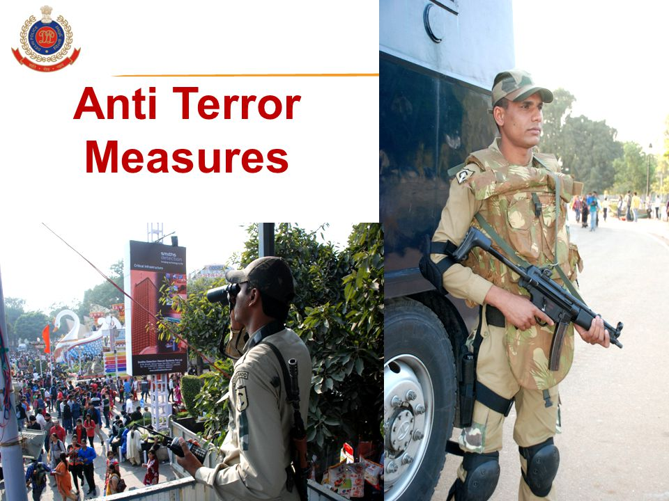 30 Anti Terror Measures