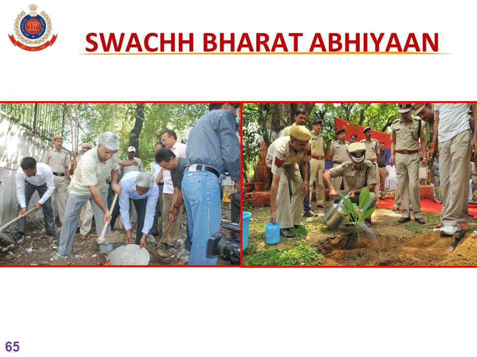 65 SWACHH BHARAT ABHIYAAN