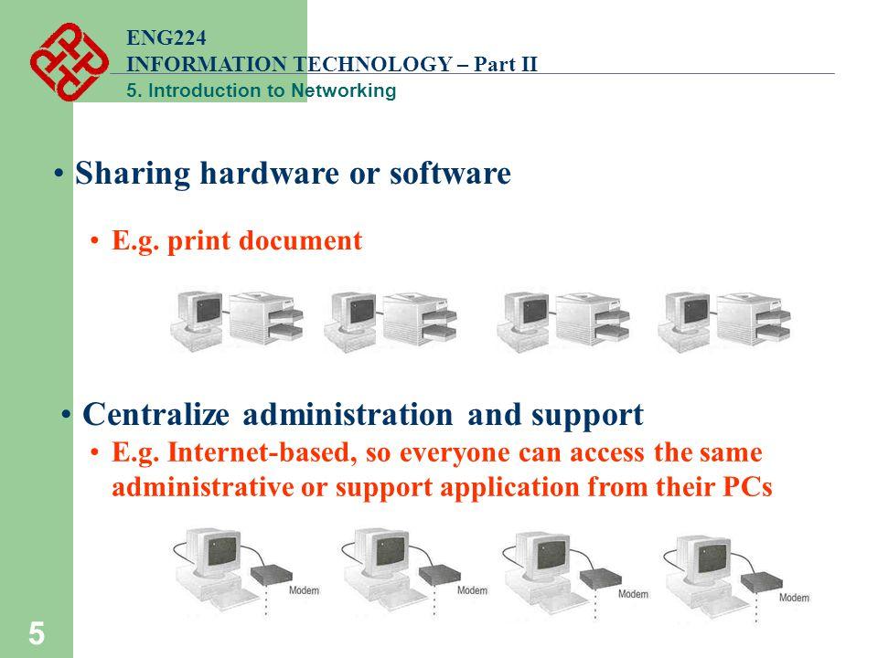 ENG224 INFORMATION TECHNOLOGY – Part II 5.