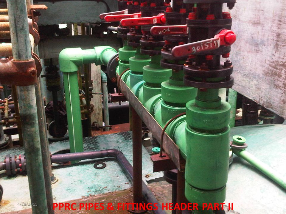 4/28/2015 PP-RC PIPES & FITTINGS HEADER PART-I
