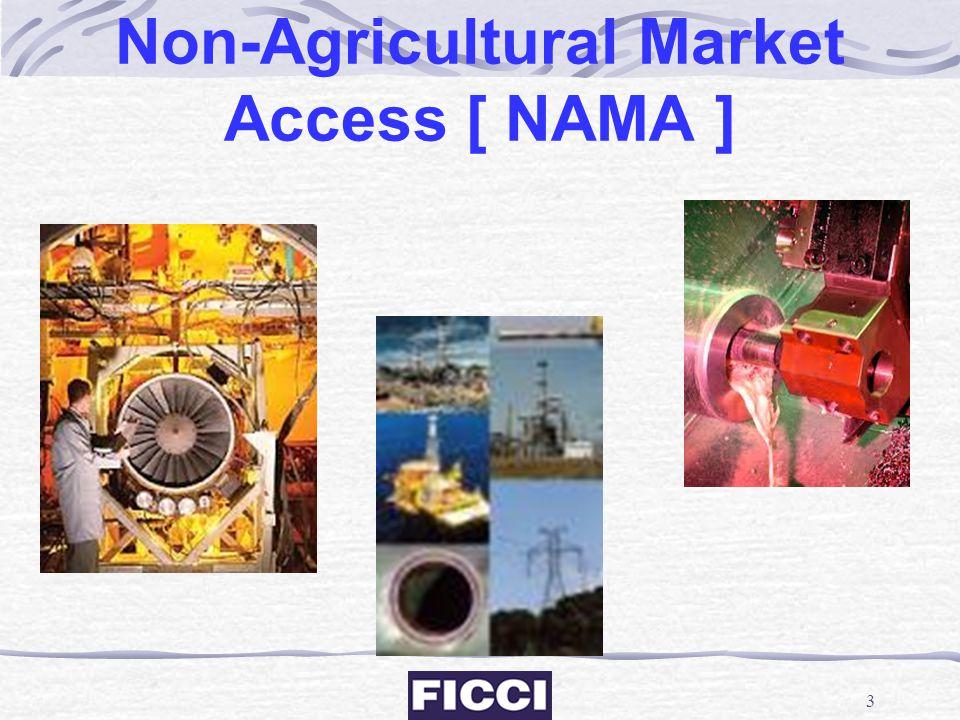 3 Non-Agricultural Market Access [ NAMA ]