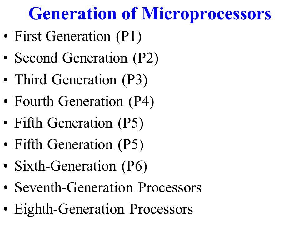 Pentium® 4 processors - Comparison Chart http://www.intel.com/support/processors/pentium4/p4compare.htm