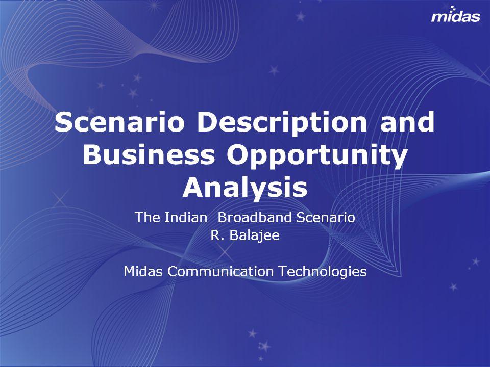 Indian Telecom Scenario