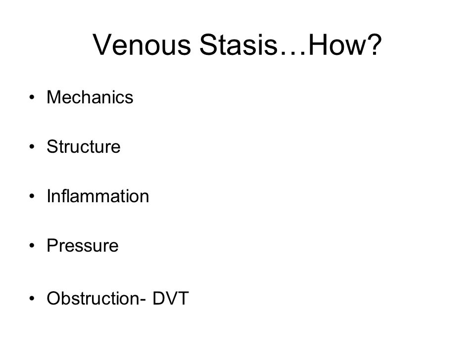 Works Cited Raju et al.Chronic venous insufficiency and varicose veins.