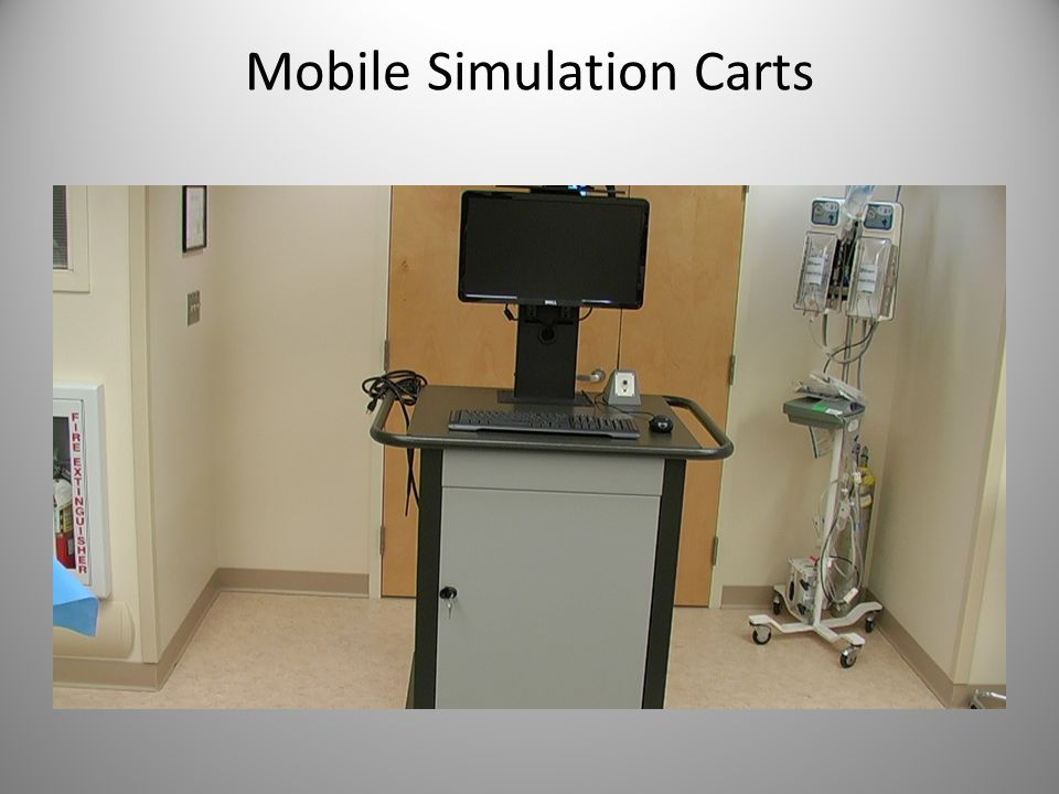 Mobile Simulation Carts