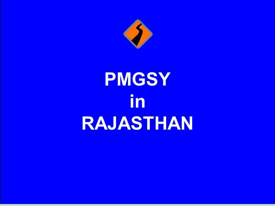 2/27 2 Introduction to PMGSY  PMGSY was inaugurated on 25th December, 2000 by the Prime Minister of India.