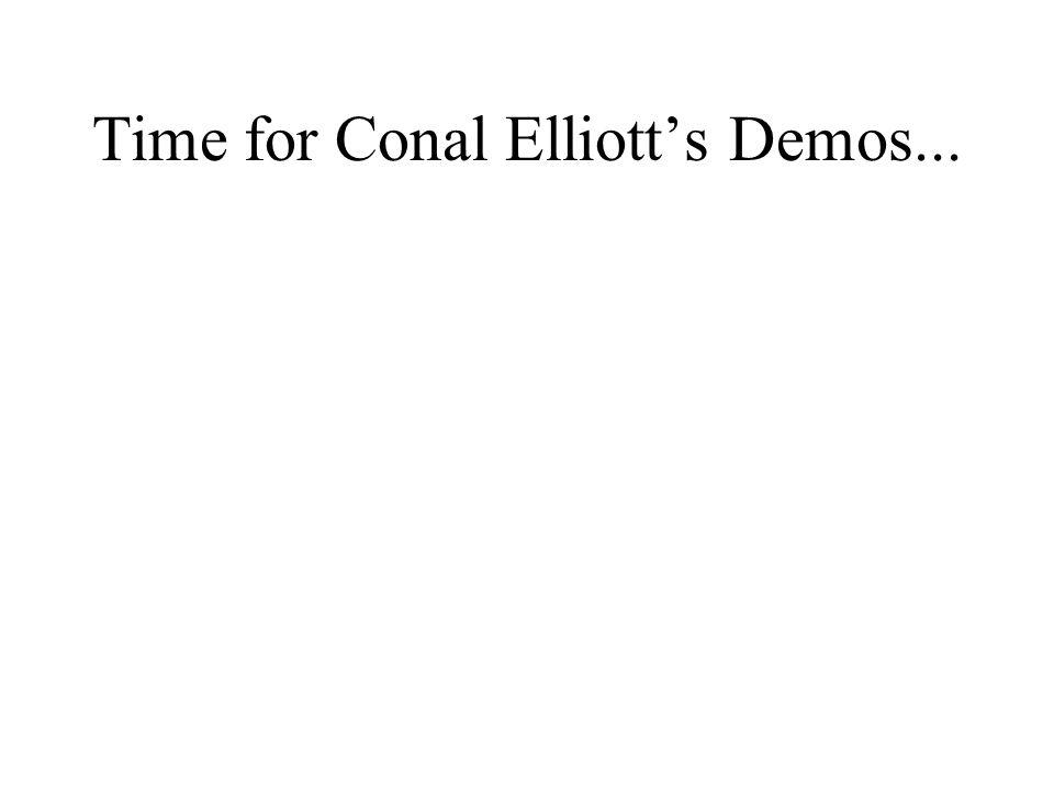Time for Conal Elliott's Demos...