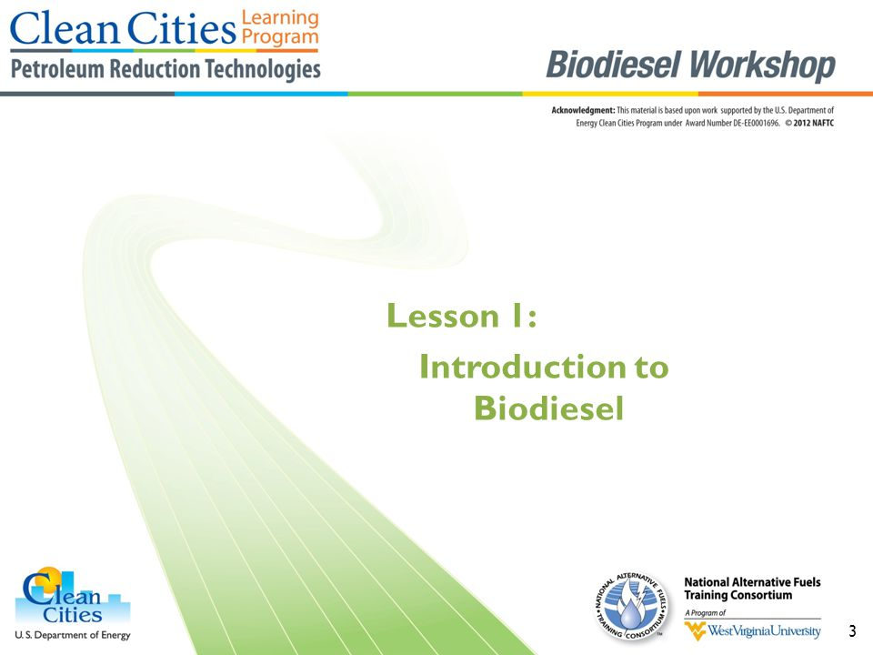 14  75 years of diesel vehicles  B5 and B20 engine approvals  Most biodiesel applications = heavy- and medium-duty vehicles  Biodiesel fueling of light-duty vehicles is less common Biodiesel Today Figure 5: Diesel vehicle.