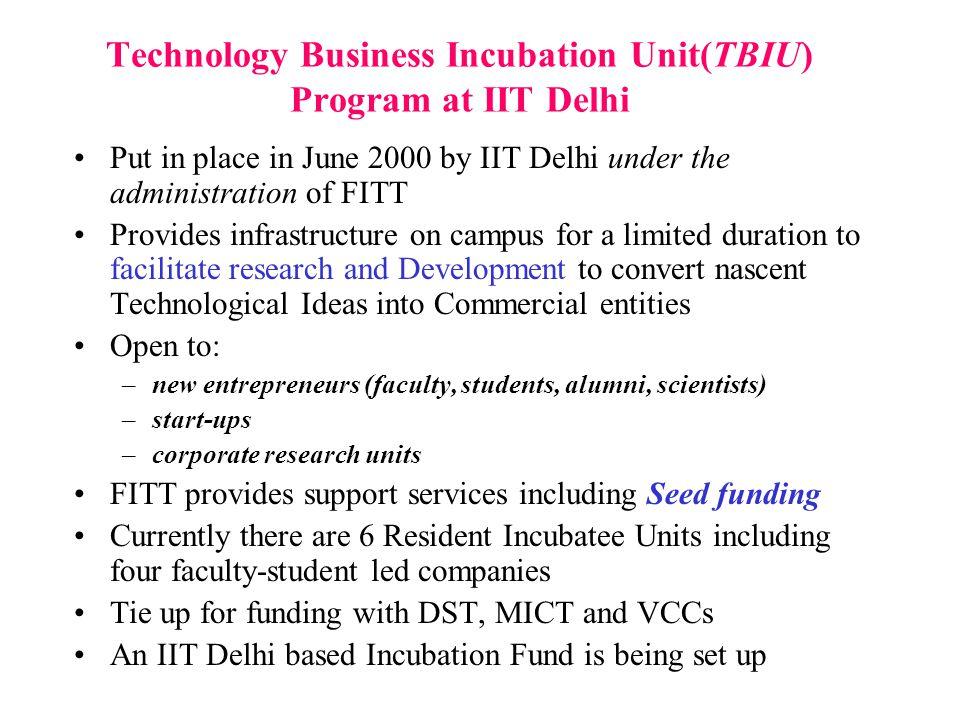 TBIU Programme