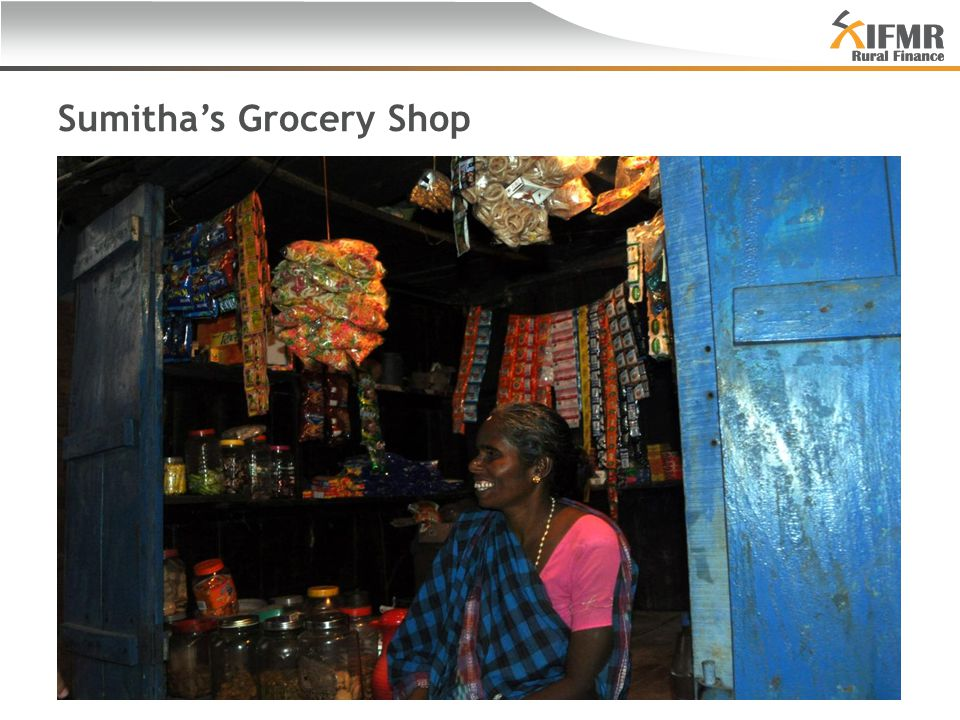 Sumitha's Grocery Shop