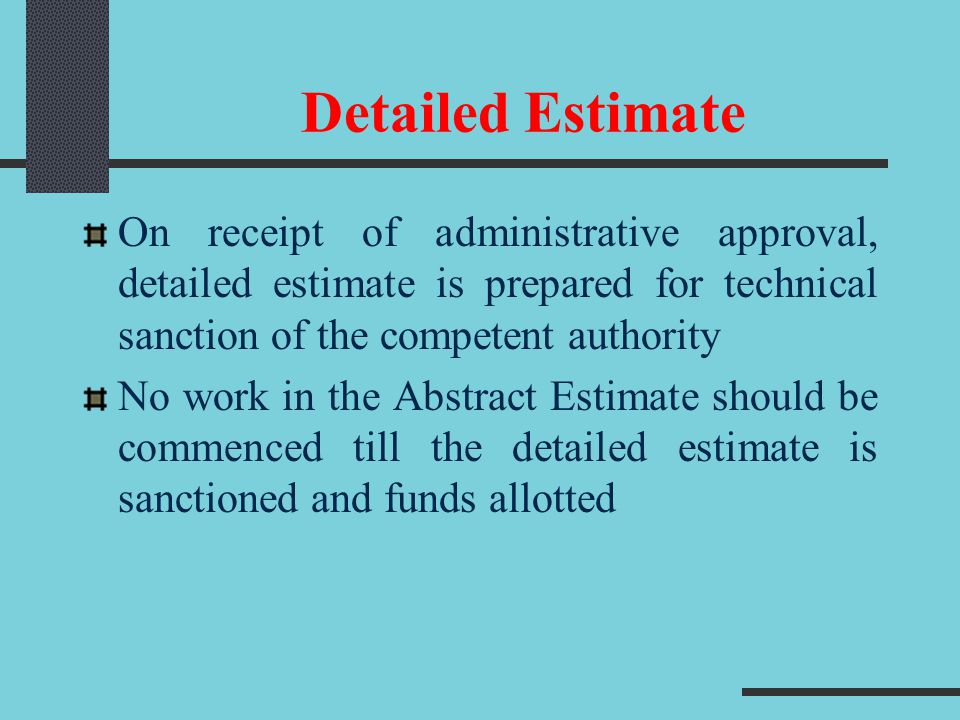 Expenditure Control (iii) The continuous and concurrent review of the expenditure as incurred against the details of the estimates and against the sanctioned grants.