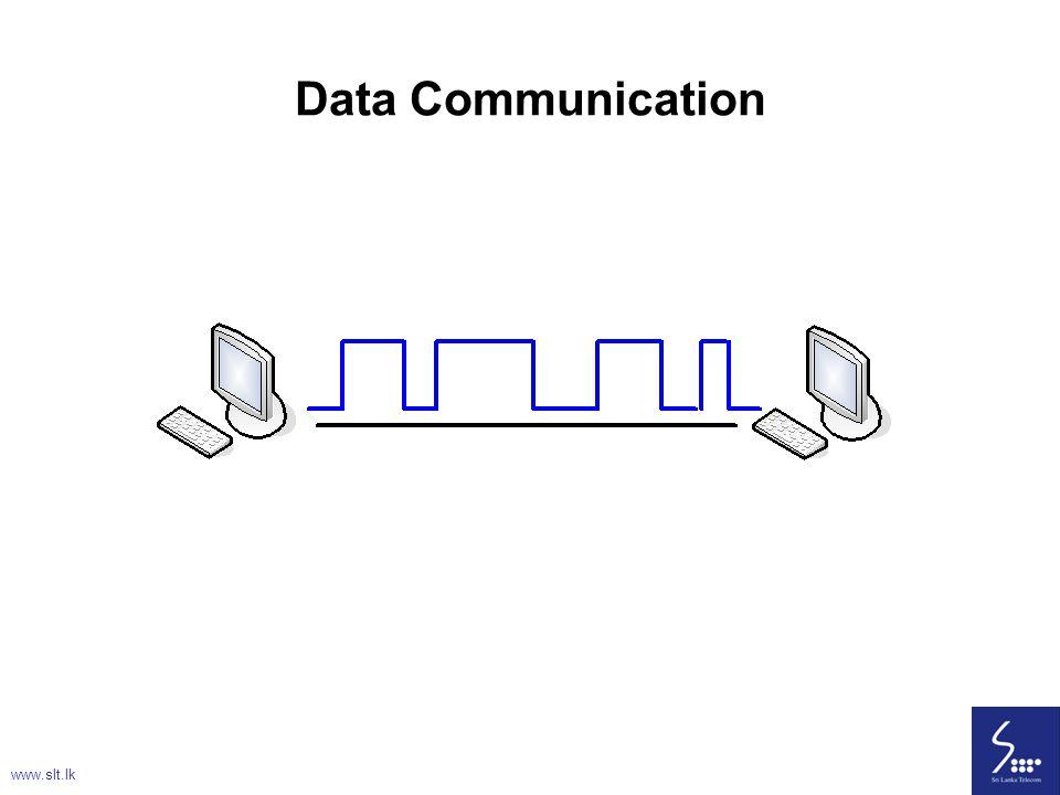 21 Data Communication www.slt.lk