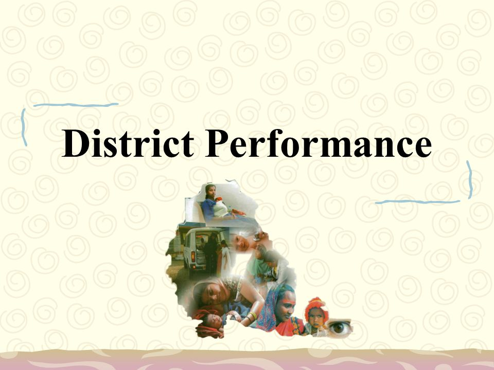 District Performance