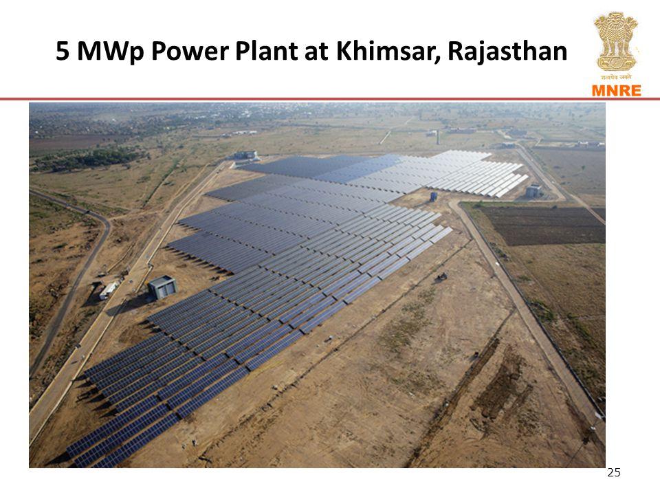 5 MWp Power Plant at Khimsar, Rajasthan 25