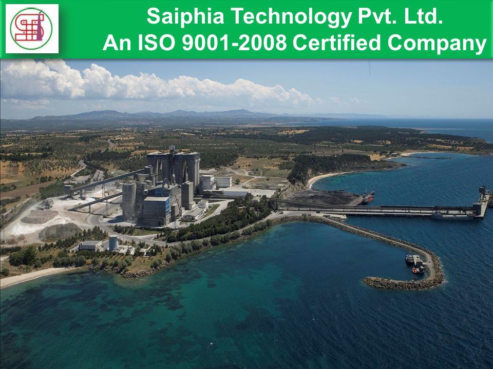 Saiphia Technology Pvt. Ltd. An ISO 9001-2008 Certified Company Saiphia Technology Pvt.