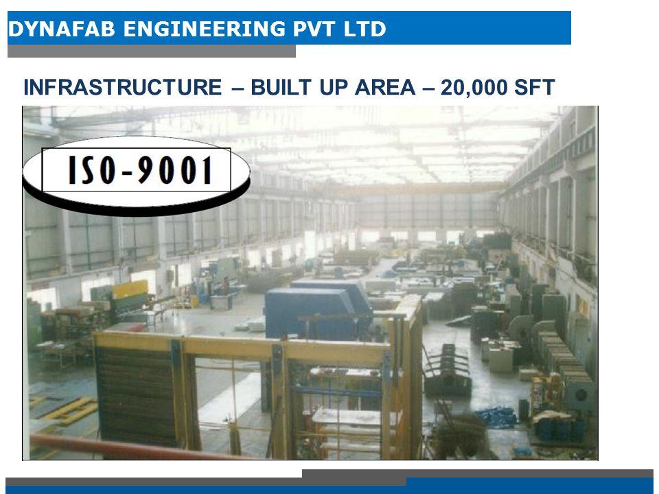 DYNAFAB ENGINEERING PVT LTD AMADA - Laser Cutting Machine ( 4KW x 25 mm x 3000 mm x 1500 mm).