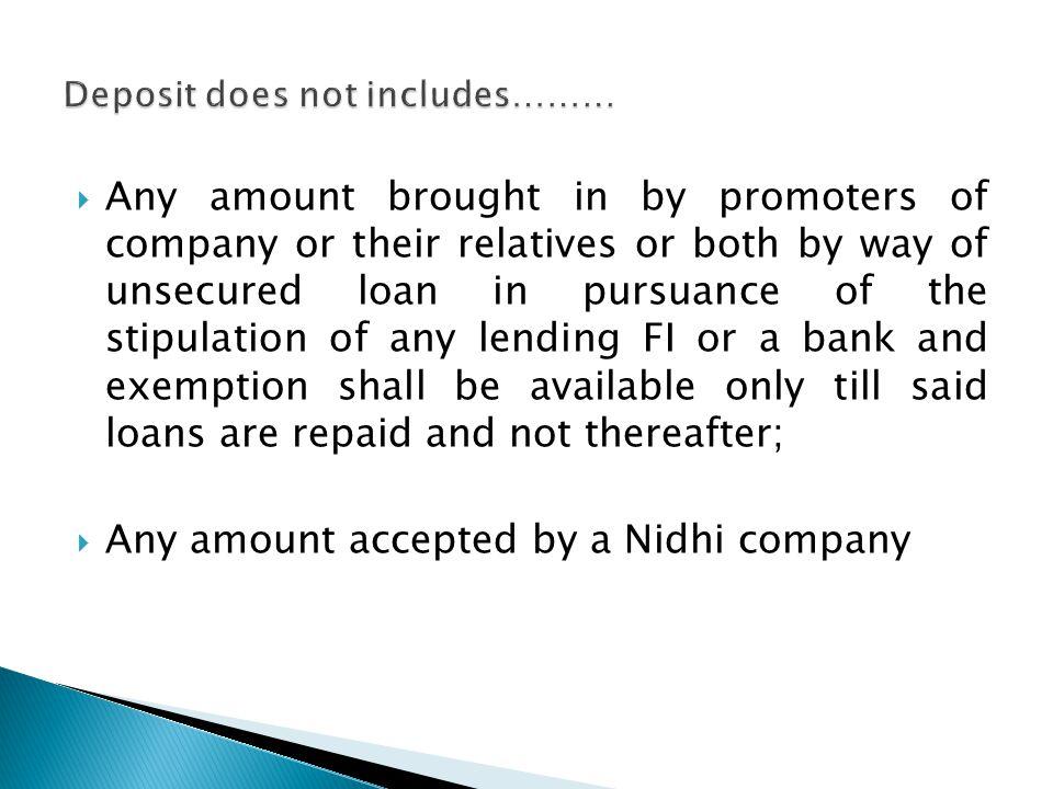  Private Company  Public Company