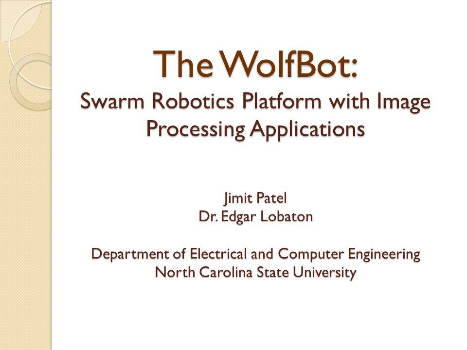 What is Swarm Robotics.