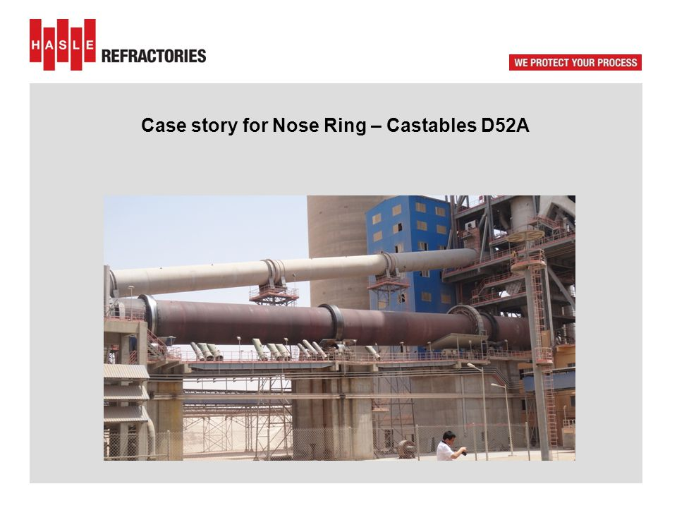 Case story for Nose Ring – Castables D52A