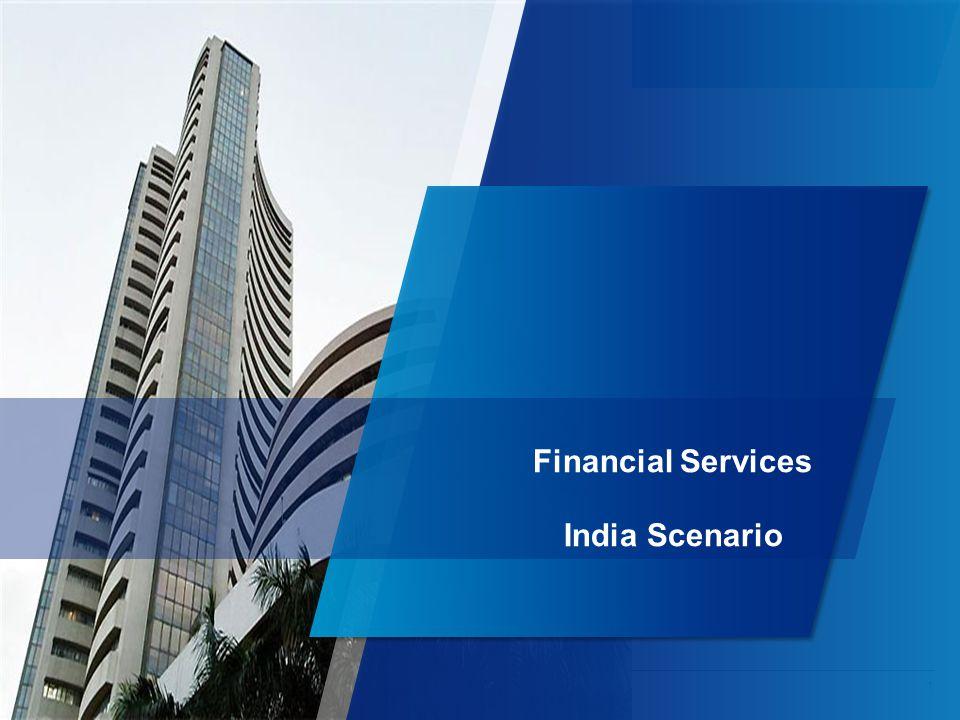 1 Financial Services India Scenario
