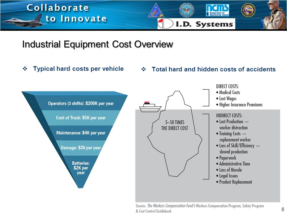 Productivity Improvements - $675,000/year –Improved maintenance controls = less vehicle down time –Vehicle usage data & breadcrumb trails identify work inefficiencies –Visibility of vehicle location/status enables more efficient dispatching –Fleet right-sizing results in reduced congestion in production areas More RRAD Financial Benefits… Trip Tickets Eliminated - $200,000/year –CFAMs will automatically feed vehicle data to existing EFEMS system –Frees up 60% of 1 employee's time (currently spent entering this data) –Adds 20 minutes of productivity per week for every operator & supervisor Improved Labor Cost Management - $635,000/year –Smaller fleet = opportunity to reduce/reallocate labor –35 fewer vehicles should equate to at least 10 operators reallocated 19