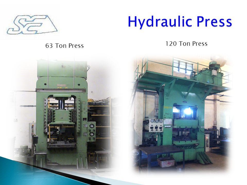 63 Ton Press 120 Ton Press