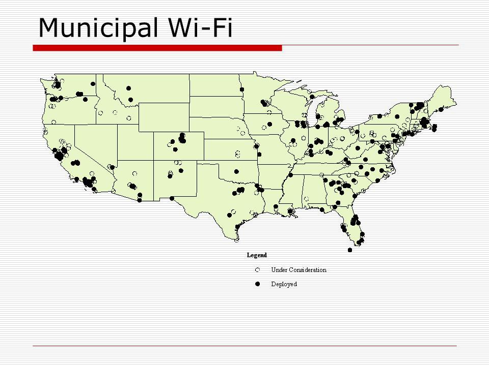 Municipal Wi-Fi