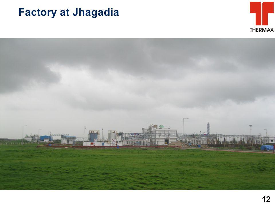 Factory at Jhagadia 12