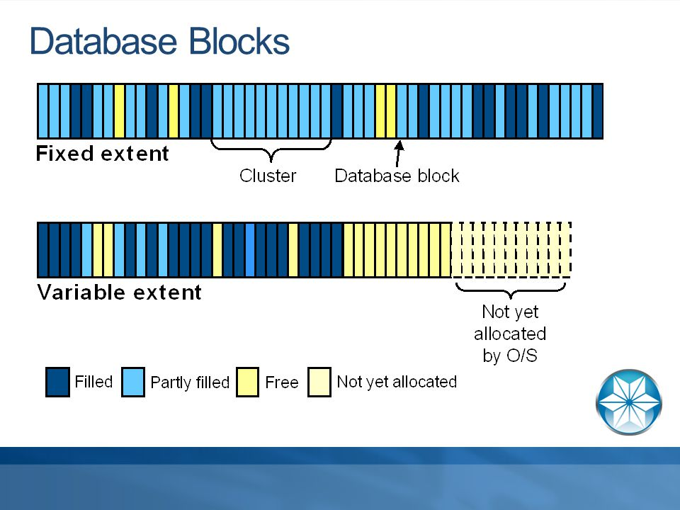 Database Blocks