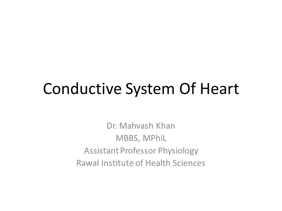 The heart has a special system for generating rhythmical electrical impulses to cause rhythmical contraction of the heart muscle.