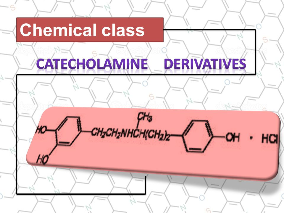 Chemical class