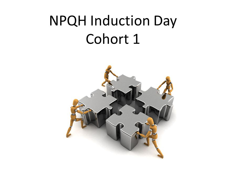 NPQH Induction Day Cohort 1
