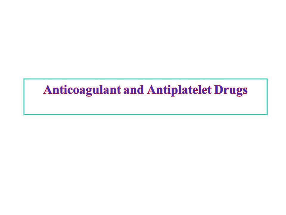 € Aminocaproic acid & Tranexamic acid Jay kambam
