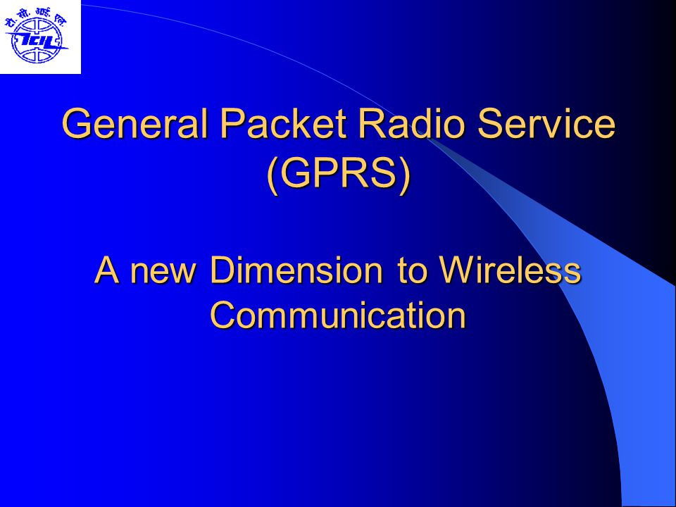 Contents of Presentation GPRS and its Features GPRS Network Architecture GPRS Protocol Architecture GPRS Backbone Network GPRS interworking with External Network Call routing in GPRS Session Management in GPRS Location Management in GPRS Mobility Management in GPRS Logical Channels of GPRS GPRS Applications