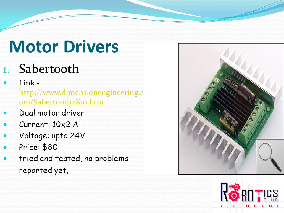 Incremental Encoder RU1045 6 encoders are already available Different from the absolute in the sense they require only 2 sensors, hence cheaper Work on 5V dc Can give accuracy upto 5000 counts per revolution