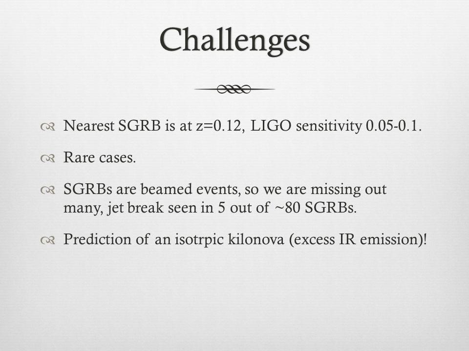 GRB 130603B- a kilonovaGRB 130603B- a kilonova Tanvir et al. 2013 Berger et al. 2013